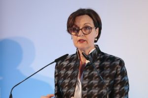 Kritische Zwischentöne äußerte DAV-Vizepräsidentin Pia Eckertz-Tybussek