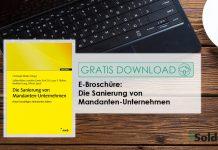 Gratis E-Broschüre Die Sanierung von Mandanten-Unt...