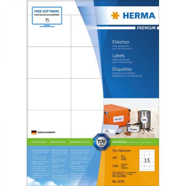 selbstklebend 100 Blatt blau Papier 800 Etiketten A4 Bogen 97 x 68 mm