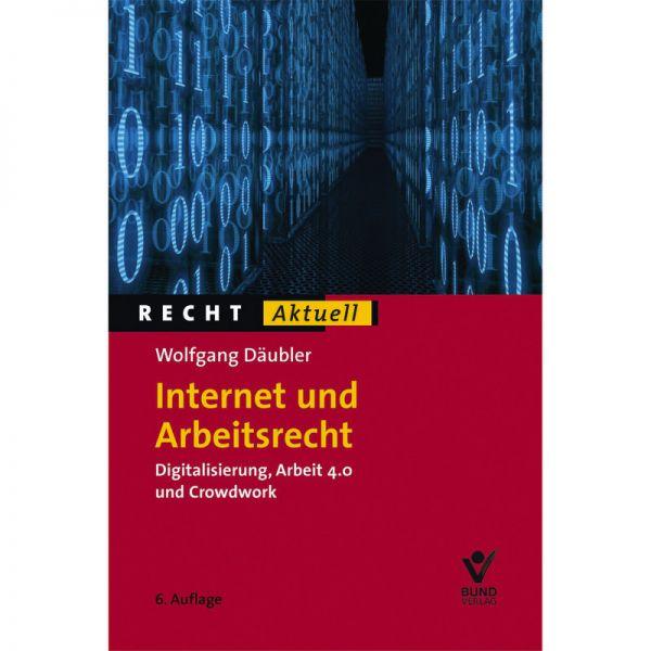 Digitalisierung Und Arbeitsrecht Däubler 6 Auflage 2018