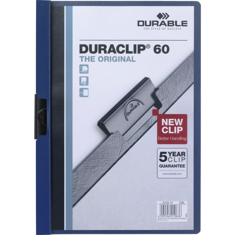 Durable Klemm Mappe Duraclip Jetzt G Nstig Kaufen