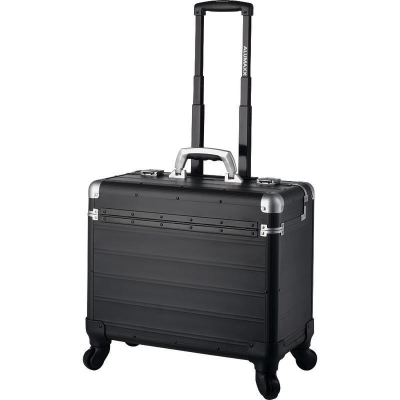 alumaxx pilotenkoffer pandora mit trolley g nstig kaufen. Black Bedroom Furniture Sets. Home Design Ideas