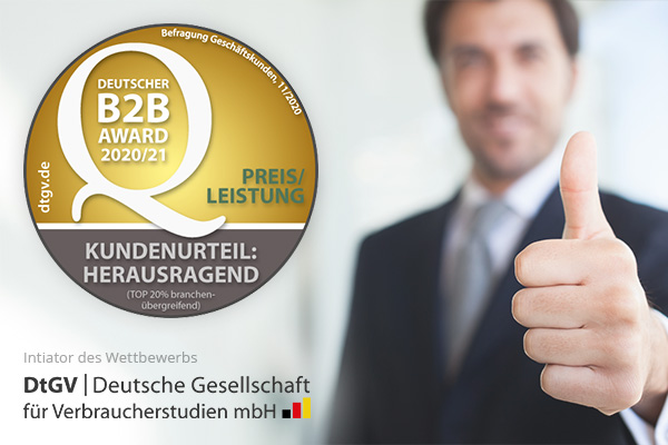 Deutscher B2B-Award