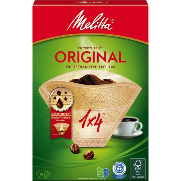 melitta kaffeefilter original gr e 1 x 4 g nstig kaufen. Black Bedroom Furniture Sets. Home Design Ideas