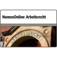 Nomosonline Arbeitsrecht Vorzugspreis Günstig Kaufen