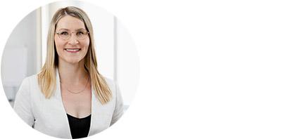 Annika Kröner, Kundenbetreuerin