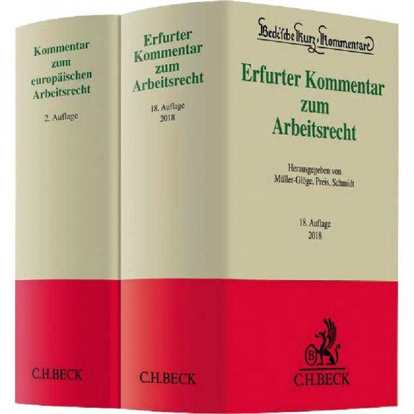 Kombination Erfurter Kommentar Zum Arbeitsrecht Und Franzen