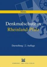 Denkmalschutz In Rheinland Pfalz Hones 2 Auflage 2011