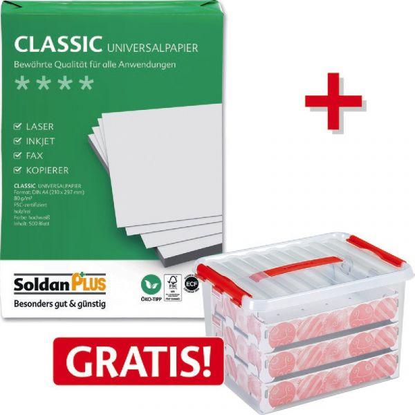 20 Packungen Soldanplus Kopierpapier Classic Din A4 80 G M