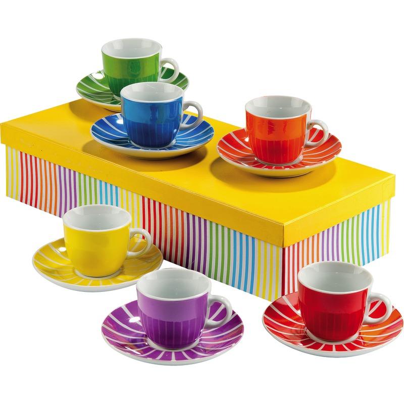 espresso tassen set delizia 12 teilig jetzt g nstig kaufen. Black Bedroom Furniture Sets. Home Design Ideas