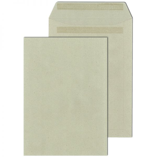 250 Brief Umschläge DIN C5 weiß Versand Tasche Kuvert selbstklebend Umschlag SKL